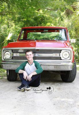 Senior Photography Palm Coast