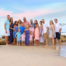 Family Photographer Marineland Beach Palm Coast Florida