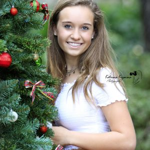 Christmas holiday family photography in Palm Coast Florida