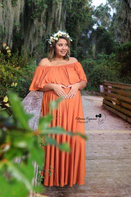 Maternity Photography Sessions Palm Coast Florida