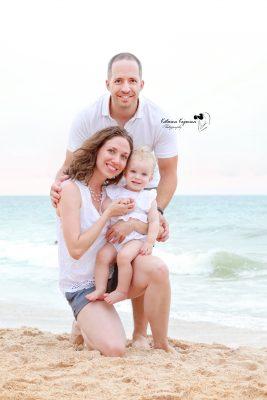 Family portraits and kids photography in Palm Coast Florida, Flagler Beach, Hammock Beach, Cinnamon Beach