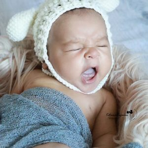Newborn portraits and newborn photography sessions